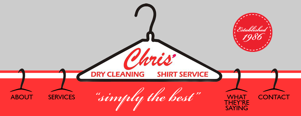Chris' Drycleaning